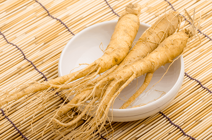Bioxyn - Ingrediente naturale #3 Ginseng
