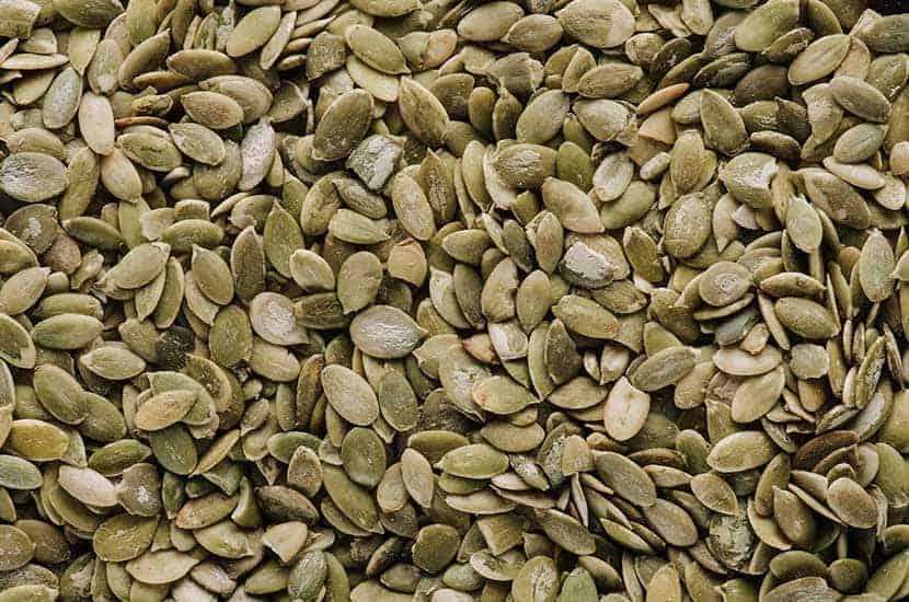 I semi di zucca possono promuovere la funzione erettile