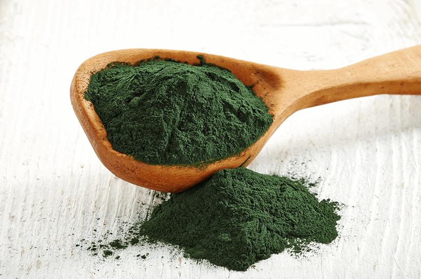 Choco Lite - Alga Spirulina : Ingrediente naturale #3