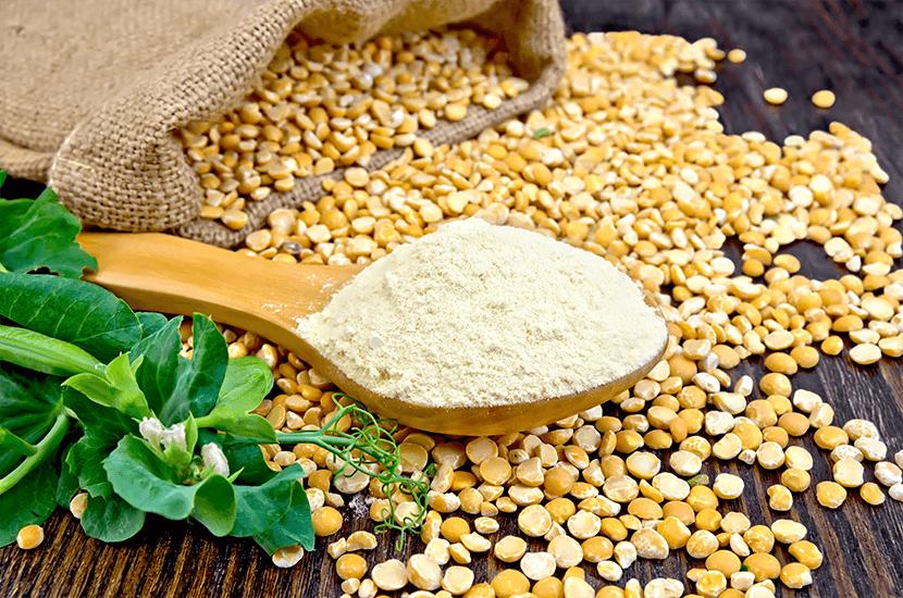 Choco Lite - Proteine del pisello: Ingrediente naturale #6