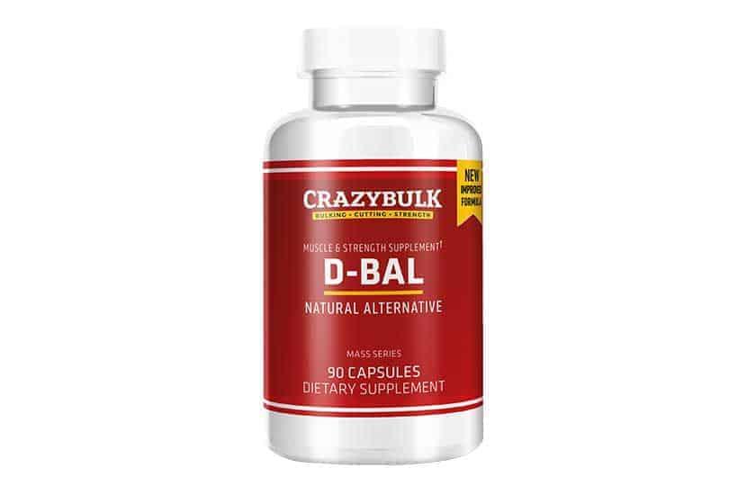 D-Bal, la versione legale di Dianabol