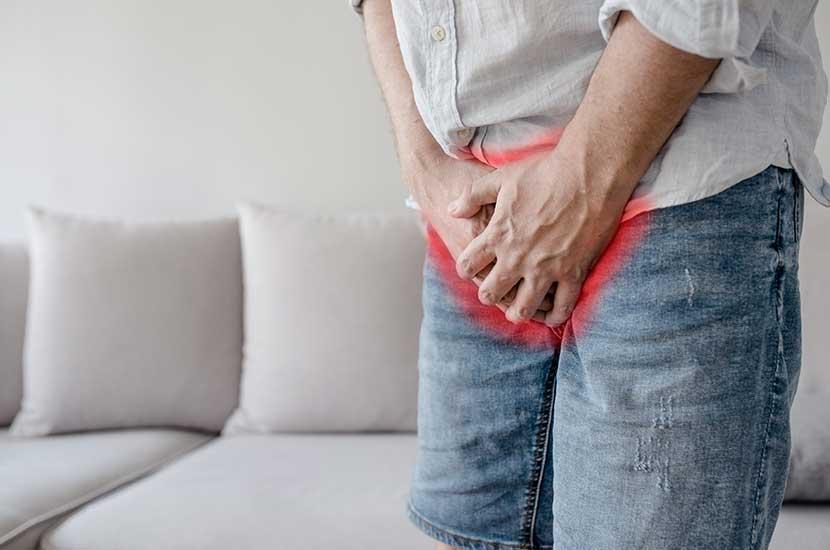 I problemi di erezione possono avere cause fisiche o emotive