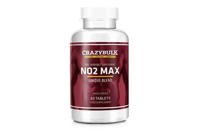 No2Max può aiutarvi ad aumentare la vostra forza