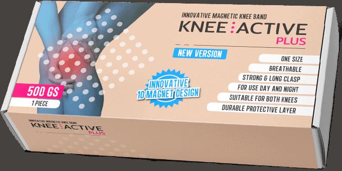 Knee Active Plus fornisce supporto e stabilità