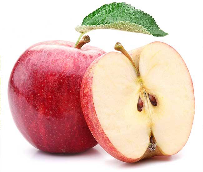 La pectina di fibra alimentare presente in vari tipi di frutta e verdura