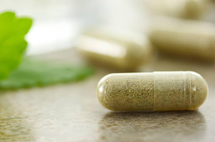 Prendere due pillole di Orzo Verde Plus al giorno