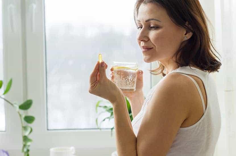 Prendere una capsula di Germitox prima di colazione e una prima di cena