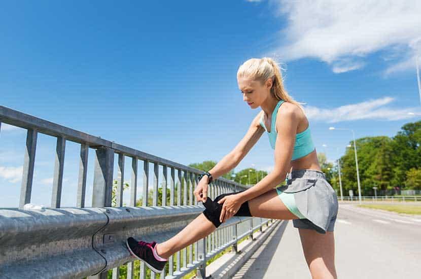 Knee Active Plus utilizza magneti di comprovata efficacia
