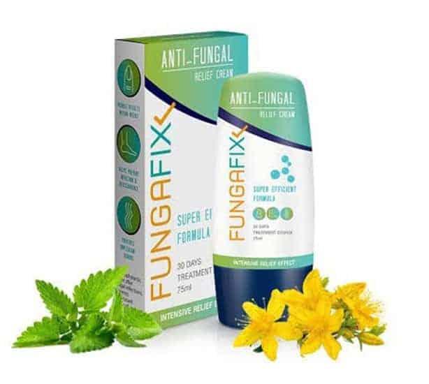 Fungafix è una crema antimicotica che può aiutare a liberarsi del piede d'atleta