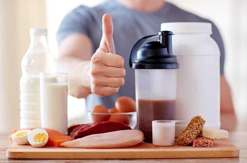 Un buon aumento del potenziale muscolare di alimentazione