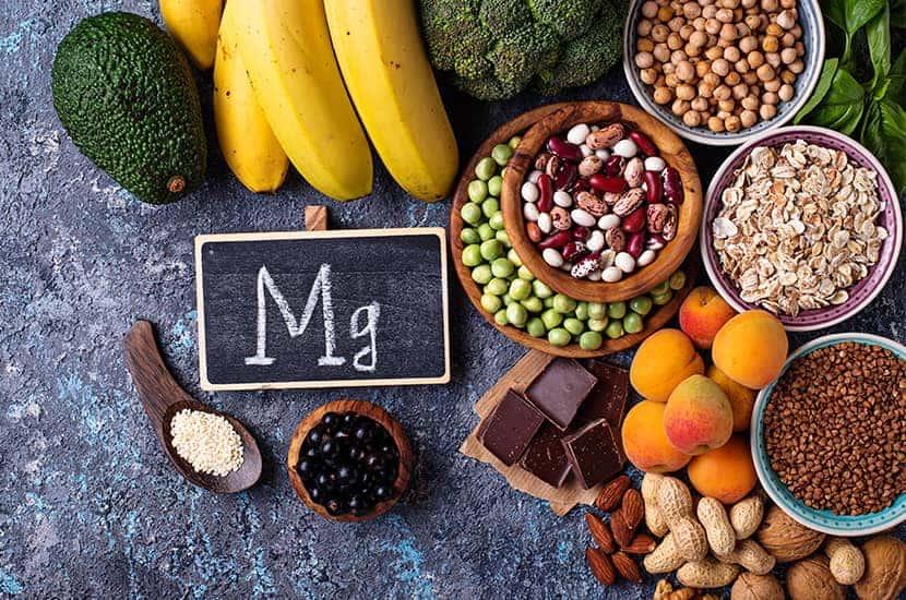 il magnesio è in grado di agire direttamente sul metabolismo