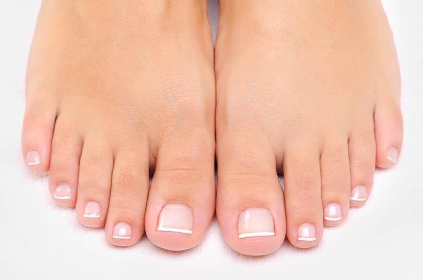 I funghi possono migliorare l'aspetto dei vostri piedi