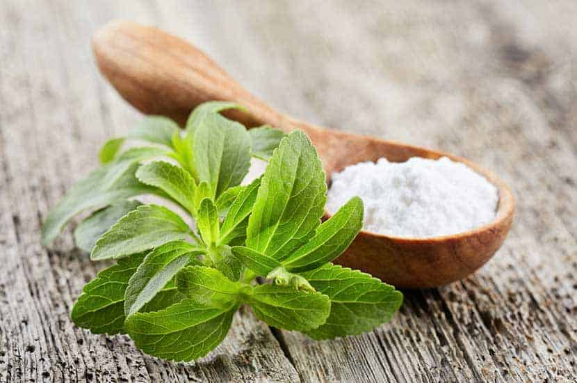 Stevia è un dolcificante naturale a zero calorie